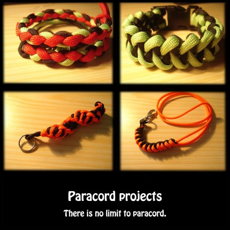 Cool paracord projects to try paracord ideas for Cool paracord projects